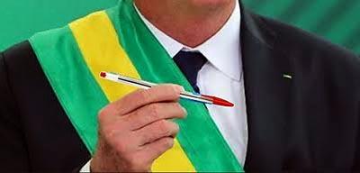 Lei da caneta